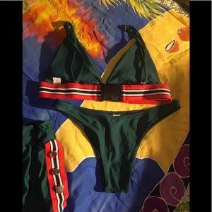 Swim - Gorgeous three piece bikini set size M